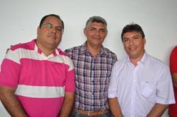 Sidney Bouéres, Zé Martins e Bastico Moraes
