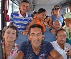 Bequimãoenses participam de mutirão
