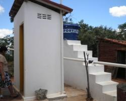 melhorias sanitárias