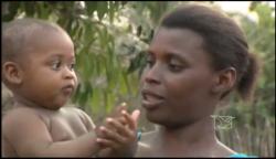 semana do bebê quilombola