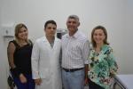 Ramone, Dr. Ciro, Zé Martins e Vânia Martins