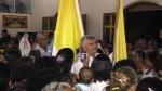 Prefeito Zé Martins entra com bandeira de Bequimão