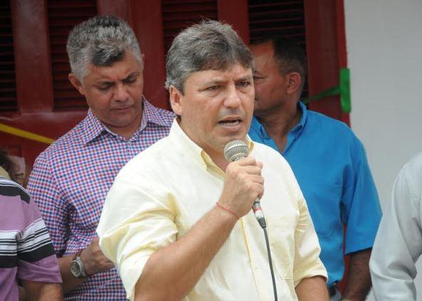 Bastico em evento com Zé Martins