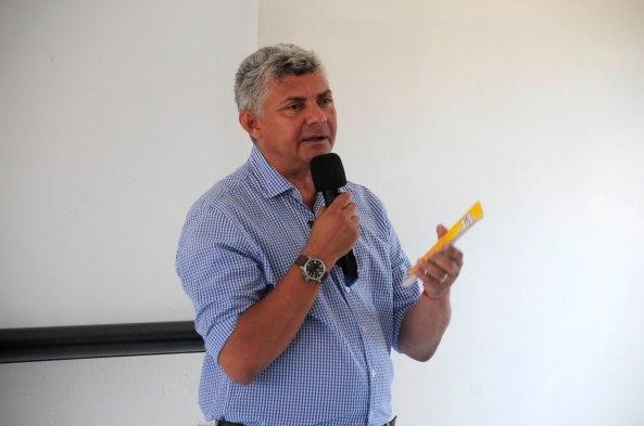 Prefeito Zé Martins avalia a importância do 8º Encontro sobre Abelhas Nativas