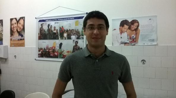Dr. Lucas Soares especialista diagnóstico precoce de glaucoma
