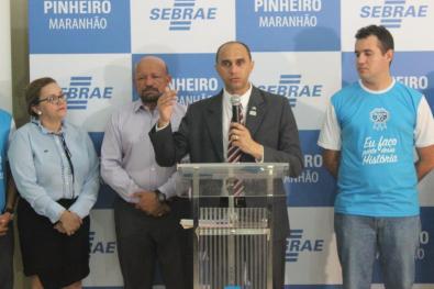 Superintendente do Sebrae, João Martins fez questão de destacar a importância do trabalho da instituição para o desenvolvimento da região