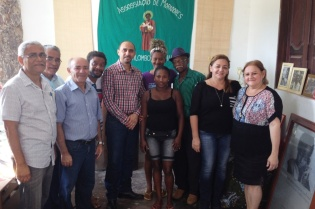 Evento foi realizado pelo Sebrae com a parceria da Associação de Moradores do Quilombo Frechal e entidades como o Fórum em Defesa da Baixada Maranhense.