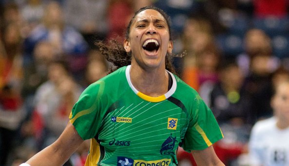 Ana Paula é destaque na Rio-2016