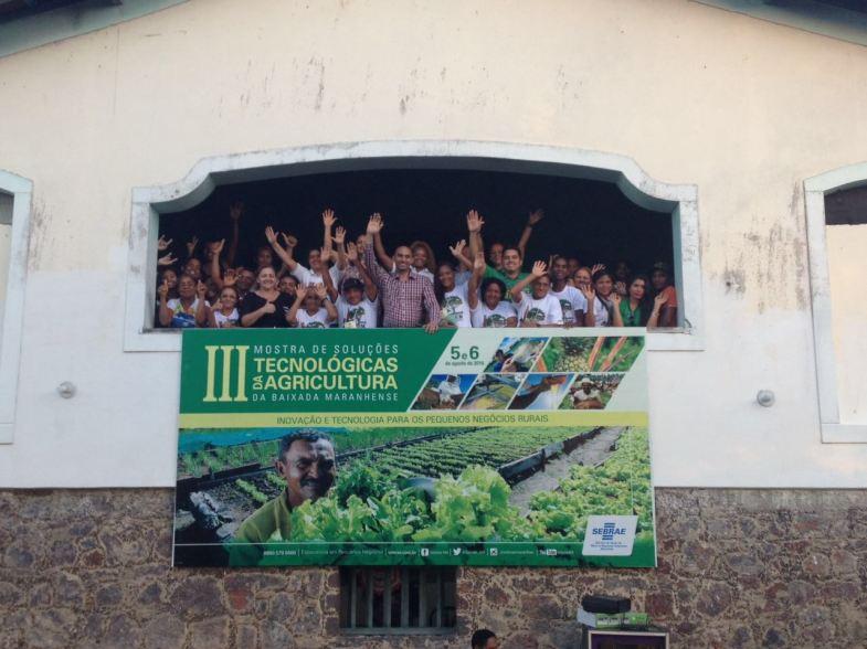 Evento levou soluções tecnológicas de baixo custo para pequenos agricultores, que também receberam capacitação nos dois dias de palestras e oficinas.